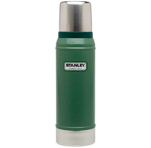 Vacuum Bottle CLASSIC 750ml green