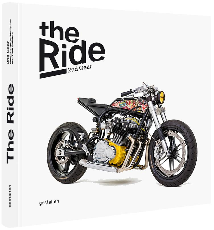 Buch THE RIDE 2ND GEAR Rebel Edition