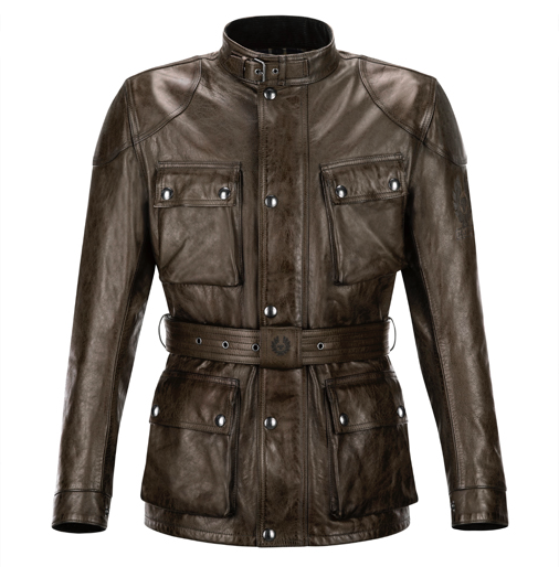 Lederjacke CL. TOURIST TROPHY