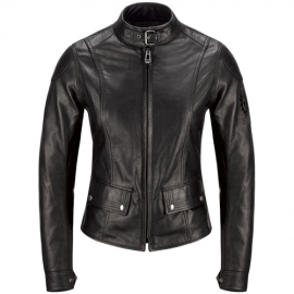 Leather Jacket CALTHORPE black