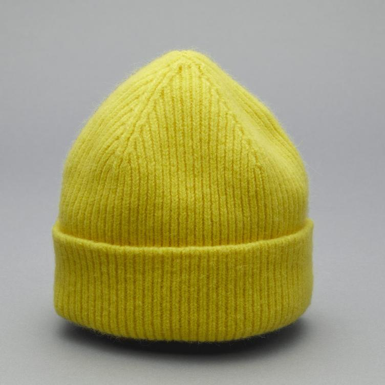 Beanie ACID YELLOW gelb