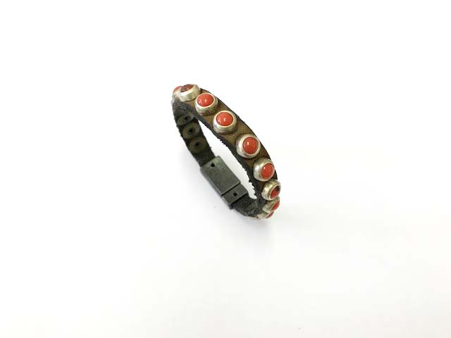 Bracelet BORCHIE CORALLO d.brown