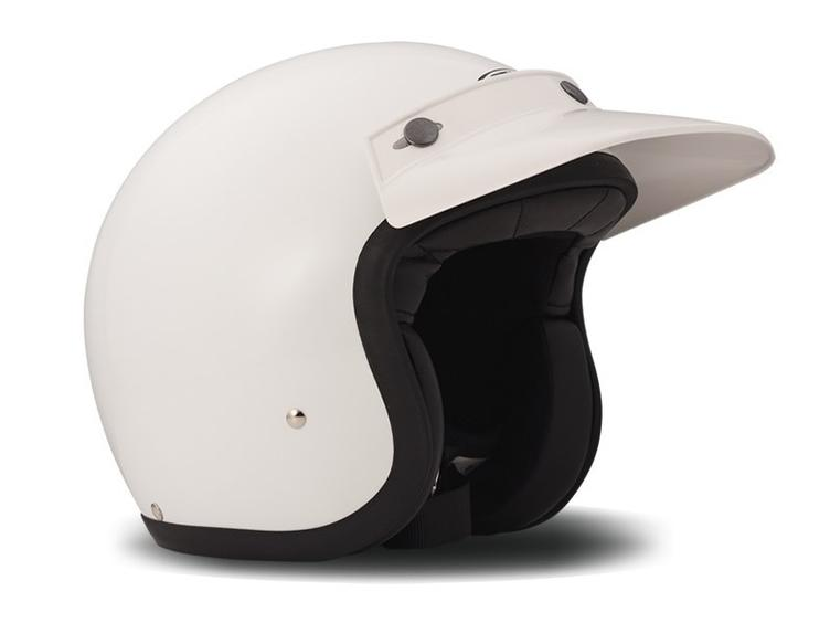 Visor PEAK OFF ROAD white
