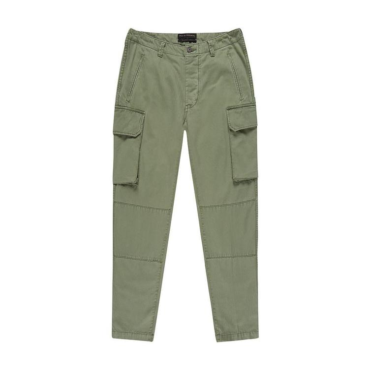 Pant DRAGON WINTER olive