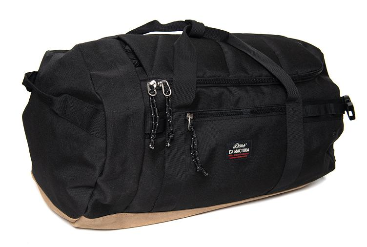 Bag DIXON DUFFLE black