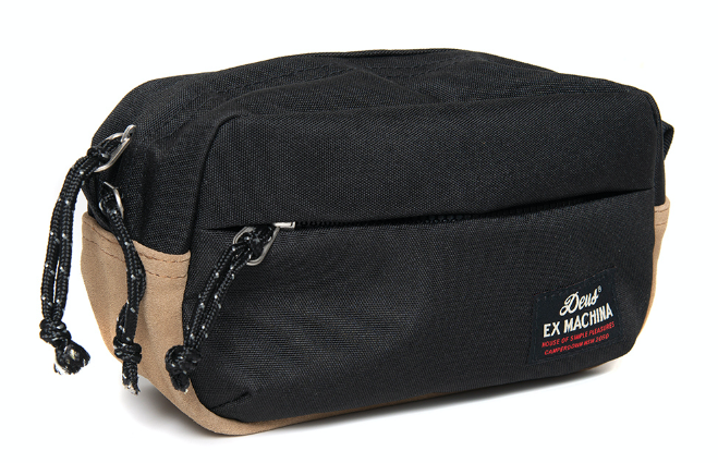 Washbag WARREN black