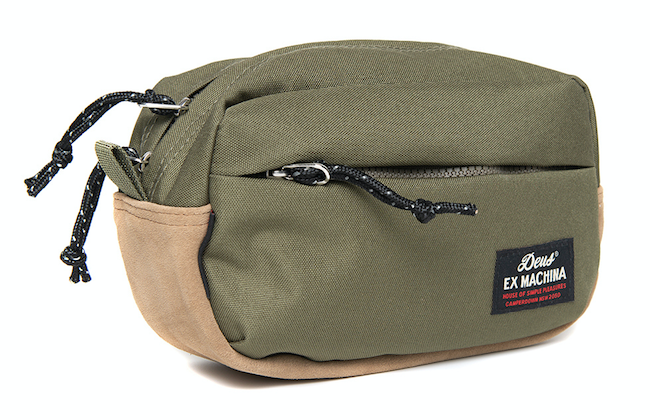 Washbag WARREN olive