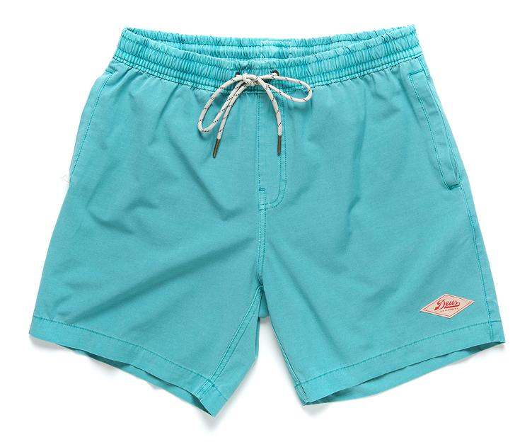 Shorts SANDBAR GARMENT DYE blue