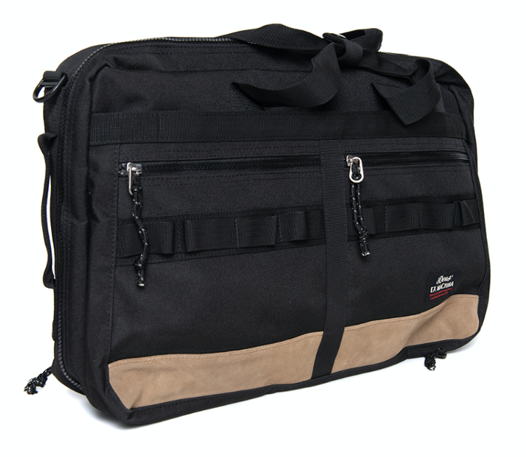 Bag TREY 3 WAY black