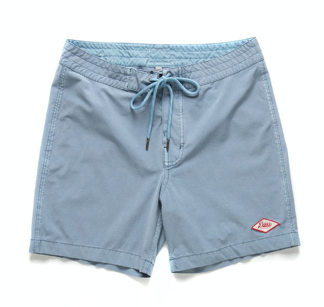 Shorts TUGU GARMENT DYE blue