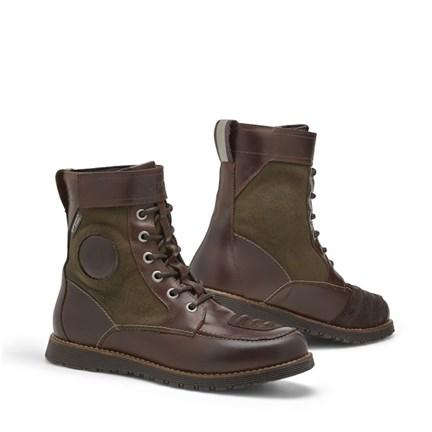 Shoes ROYALE H20 brown-olive