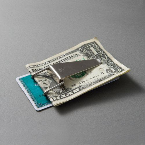 Money Clip HOPPER nickel