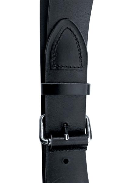 Belt CINTO N°1 black plane
