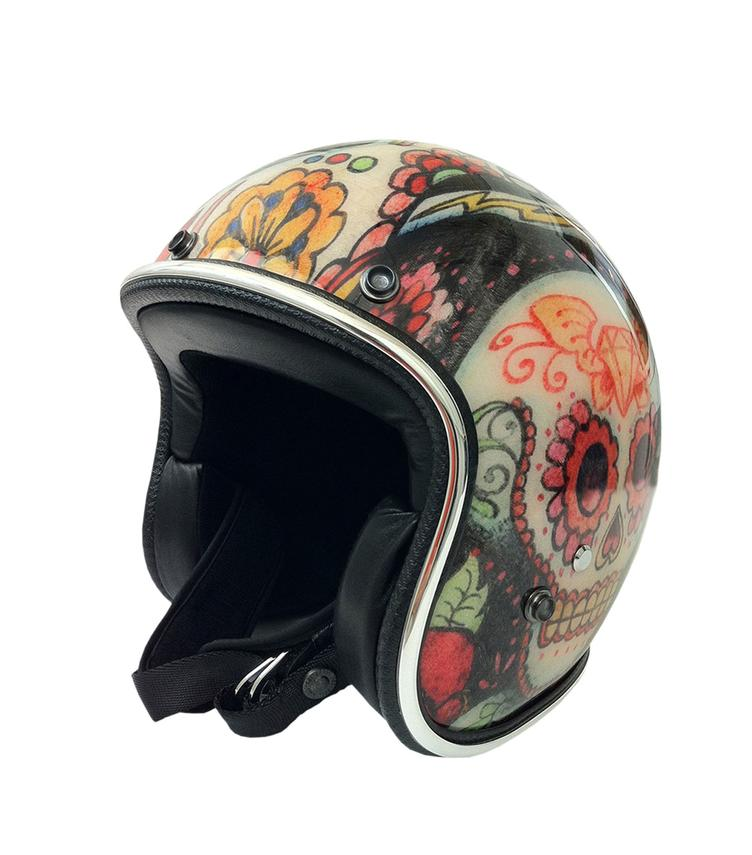 Helm ALLOVER CADAVERA