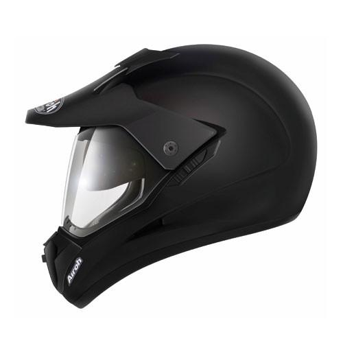Helmet OFF ROAD S511 black matt
