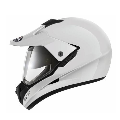 Helm OFF ROAD S514 weiss gloss