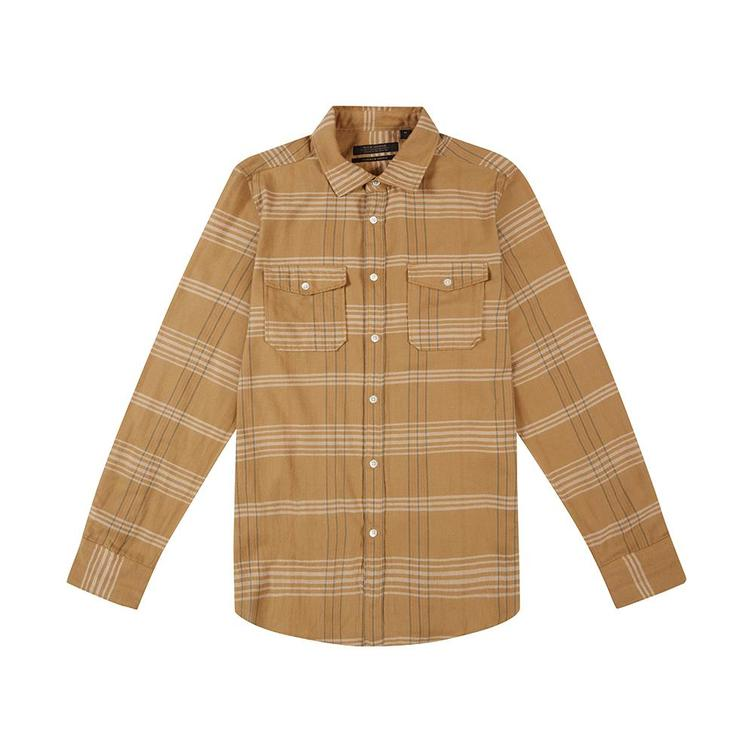 Shirt SMART biscuit plaid