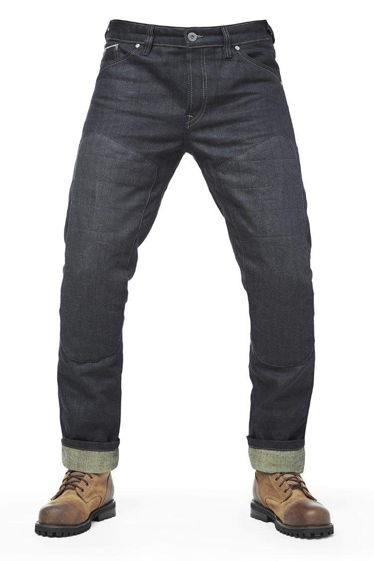 Hose GREASY SELVEDGE denim blue