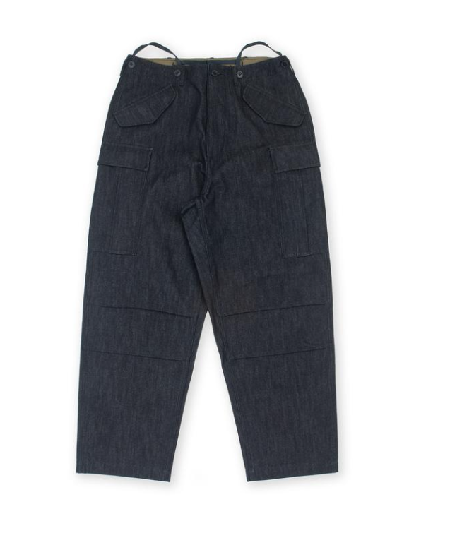 Hose M51 denim