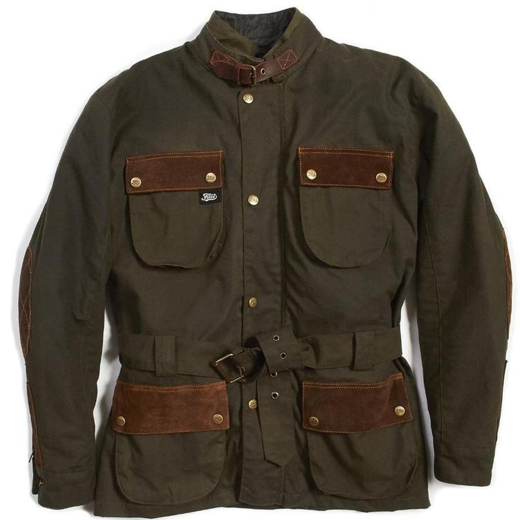 Jacket DISCOVERY dark green