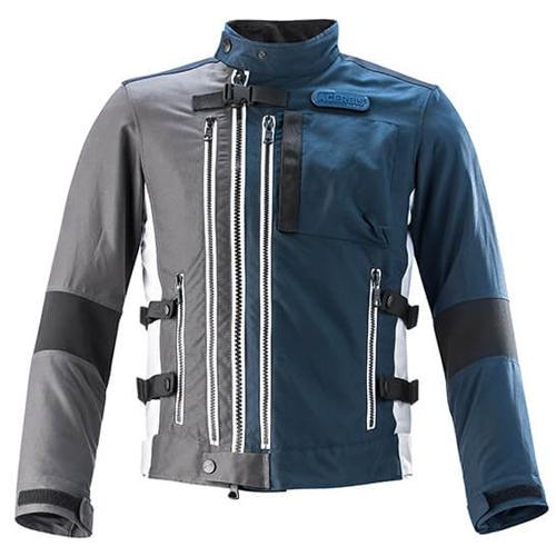 Jacket OTTANO RACING blue grey