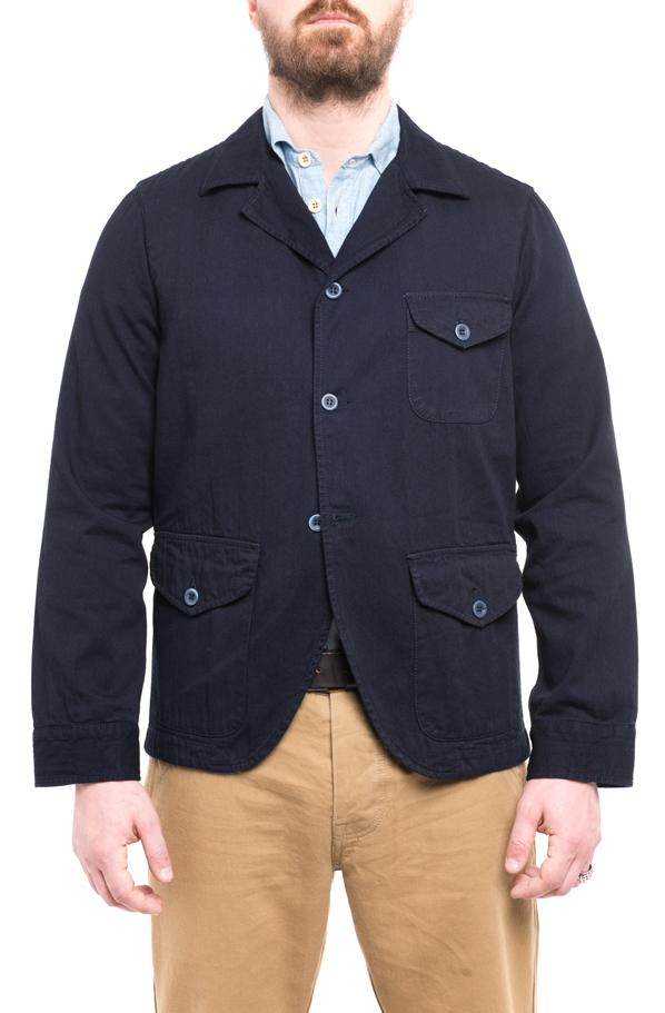 Jacket SAFARI blau