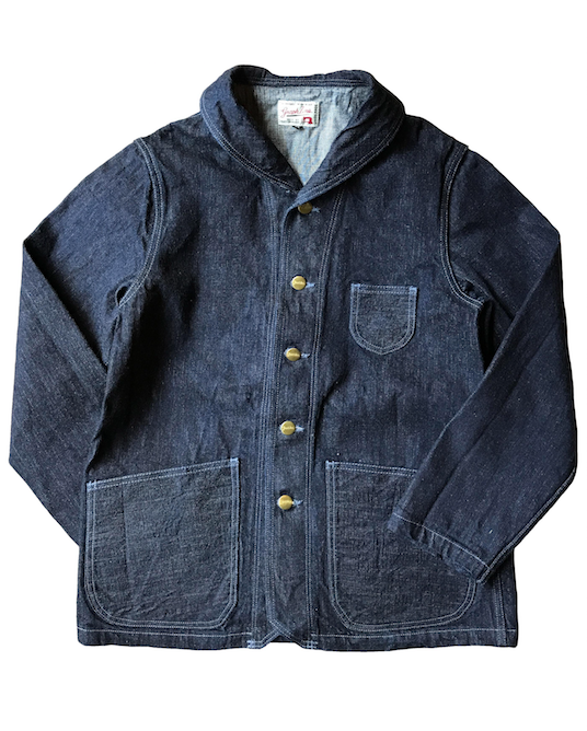 Jacket SHAWLCOLLAR Denim