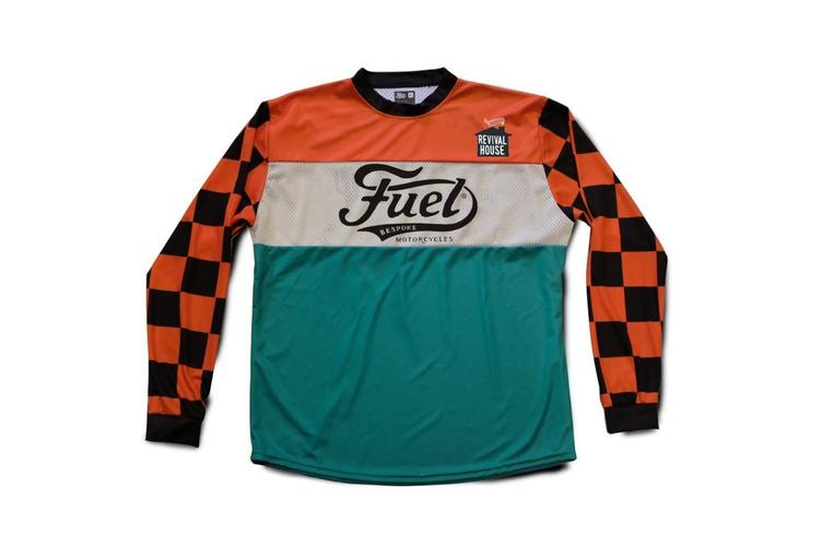 Jersey DESERT RACE orange