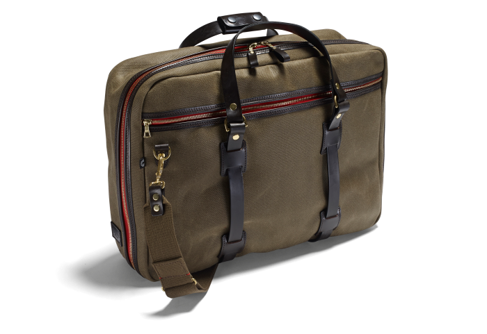 Flight Bag VINTAGE CANVAS