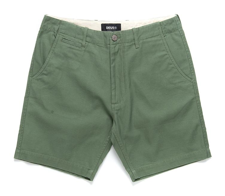 Shorts BROOKS Military green