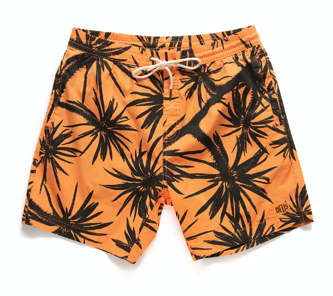 Shorts TSANDBAR CENTENNIAL orange