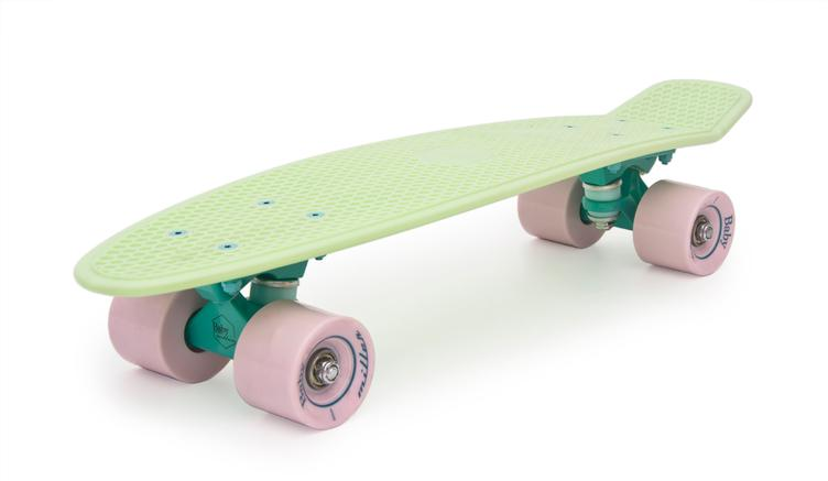 Skateboard BABY MILLER apple green - 1