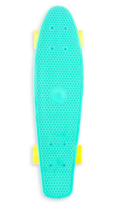 Skateboard BABY MILLER water blue
