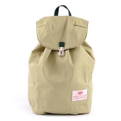 Backpack CANVAS NAPSAC sand