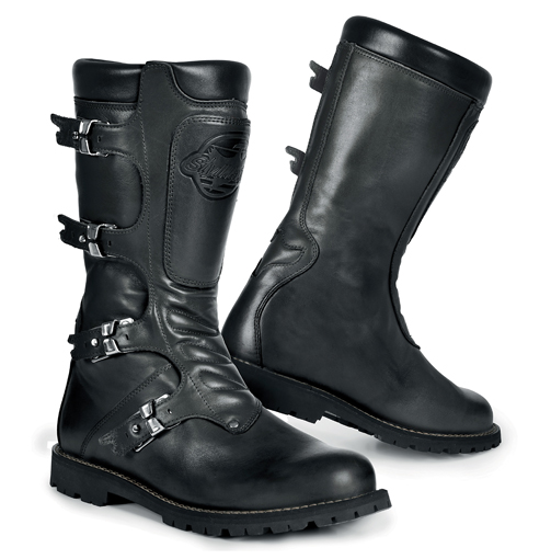 Boot CONTINENTAL black