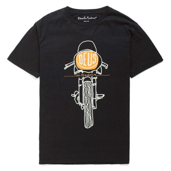 T-Shirt FRONTAL MATCHLESS black