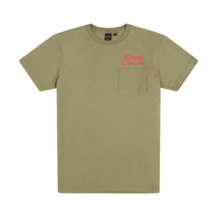 T-Shirt POSSIBILITIES olive
