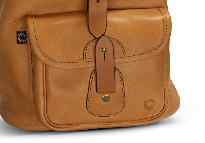Backpack VINTAGE LEATHER - 6