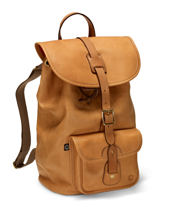Backpack VINTAGE LEATHER - 3