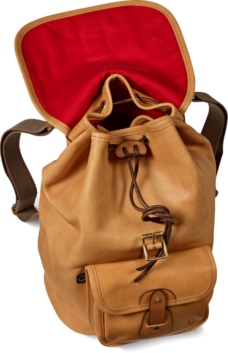 Backpack VINTAGE LEATHER - 5